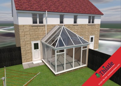 Thistle Home Extensions Aberdeen 3D Design Example 30