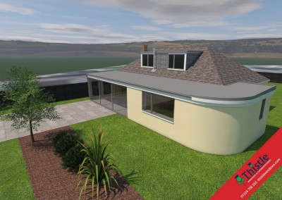 Thistle Home Extensions Aberdeen 3D Design Example 35