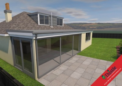 Thistle Home Extensions Aberdeen 3D Design Example 36