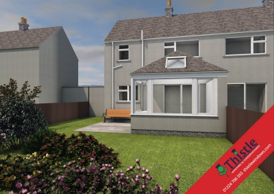 Thistle Home Extensions Aberdeen 3D Design Example 39