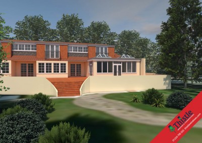Thistle Home Extensions Aberdeen 3D Design Example 40