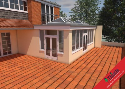 Thistle Home Extensions Aberdeen 3D Design Example 41