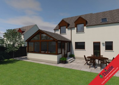 Thistle Home Extensions Aberdeen 3D Design Example 45