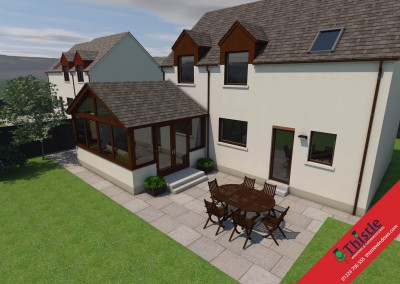 Thistle Home Extensions Aberdeen 3D Design Example 46