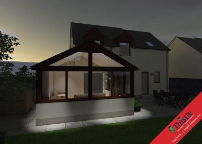 Thistle Home Extensions Aberdeen 3D Design Example 48