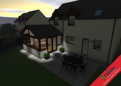 Thistle Home Extensions Aberdeen 3D Design Example 49