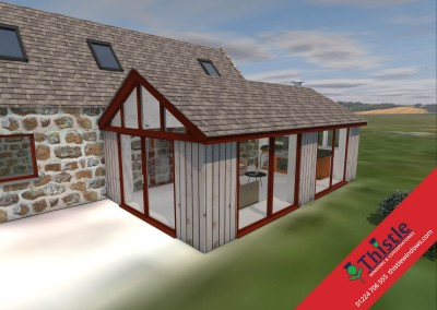 Thistle Home Extensions Aberdeen 3D Design Example 50