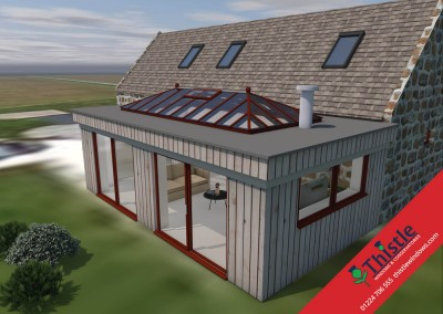 Thistle Home Extensions Aberdeen 3D Design Example 51