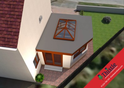 Thistle Home Extensions Aberdeen 3D Design Example 53