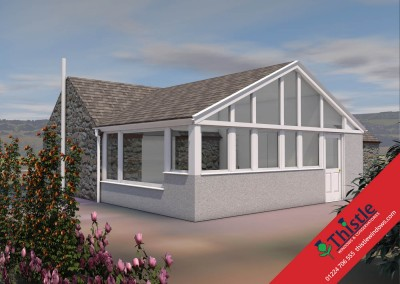 Thistle Home Extensions Aberdeen 3D Design Example 55