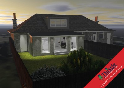 Thistle Home Extensions Aberdeen 3D Design Example 56