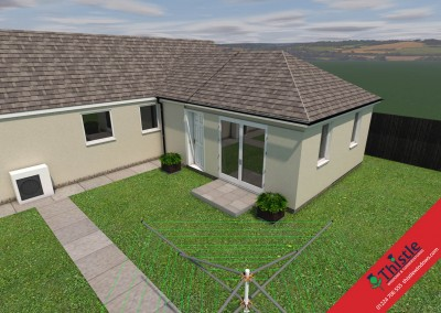 Thistle Home Extensions Aberdeen 3D Design Example 57
