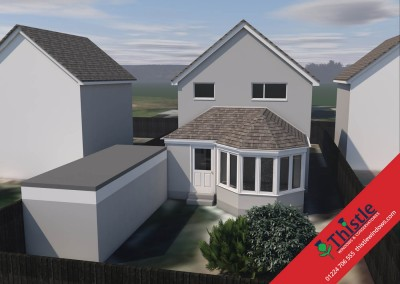 Thistle Home Extensions Aberdeen 3D Design Example 6