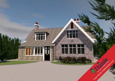 Thistle Home Extensions Aberdeen 3D Design Example 61