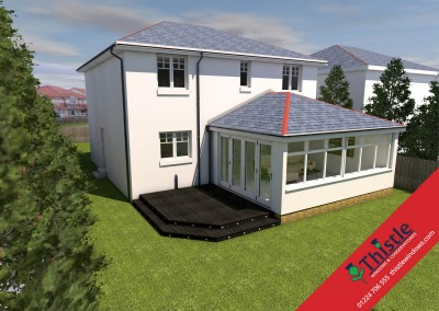 Thistle Home Extensions Aberdeen 3D Design Example 63