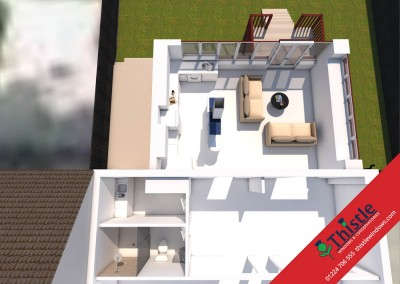 Thistle Home Extensions Aberdeen 3D Design Example 67