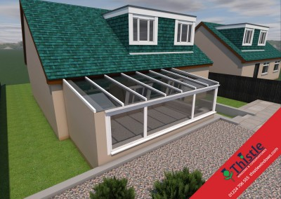 Thistle Home Extensions Aberdeen 3D Design Example 7