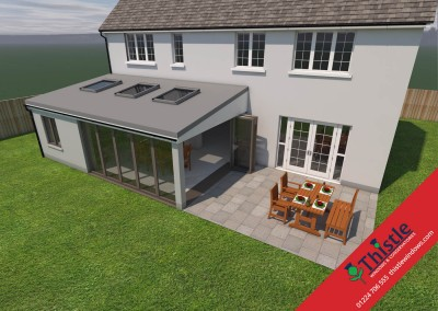 Thistle Home Extensions Aberdeen 3D Design Example 70