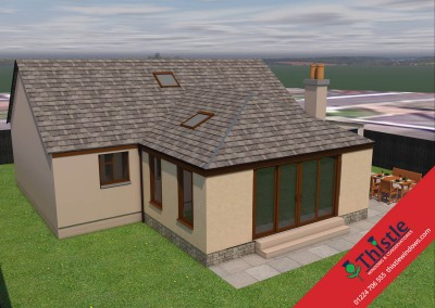 Thistle Home Extensions Aberdeen 3D Design Example 73