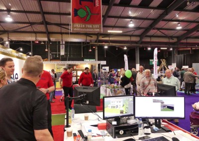 Thistle Windows & Conservatories at The Scottish Home Show 2016