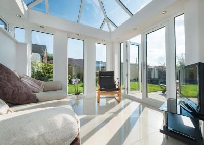Thistle Ultraframe LivinRoom Orangeries Aberdeen & Aberdeenshire 1