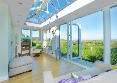 Thistle Ultraframe LivinRoom Orangeries Aberdeen & Aberdeenshire 4