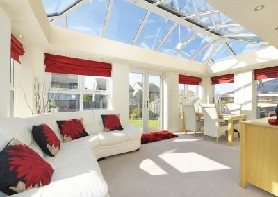 Thistle Ultraframe LivinRoom Orangeries Aberdeen & Aberdeenshire 6