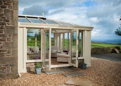 Thistle Ultraframe Loggia Orangeries Aberdeen & Aberdeenshire 14