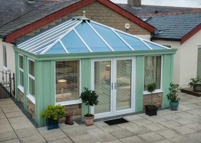 Thistle Ultraframe Loggia Orangeries Aberdeen & Aberdeenshire 21