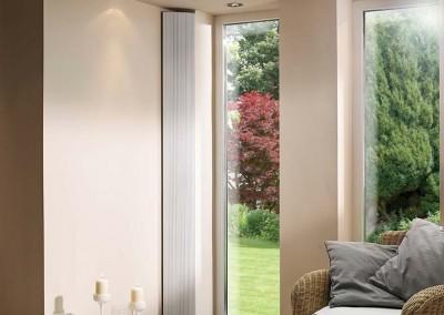 Thistle Ultraframe Loggia Orangeries Aberdeen & Aberdeenshire 24 (Loggia Column Heater)