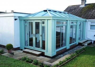 Thistle Ultraframe Loggia Orangeries Aberdeen & Aberdeenshire 9