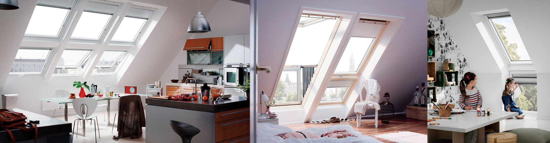 VELUX Windows Aberdeen, Aberdeenshire & North East Scotland