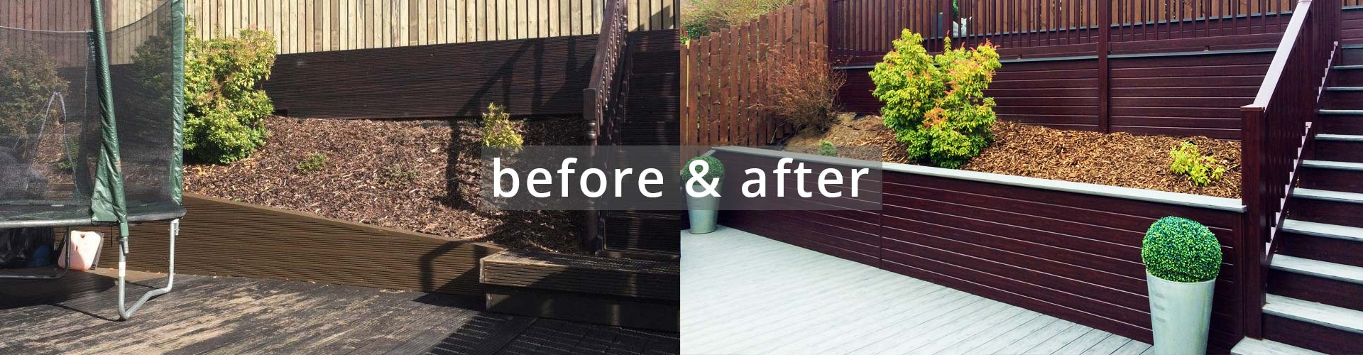 Decking Aberdeen, Aberdeenshire & North East Scotland
