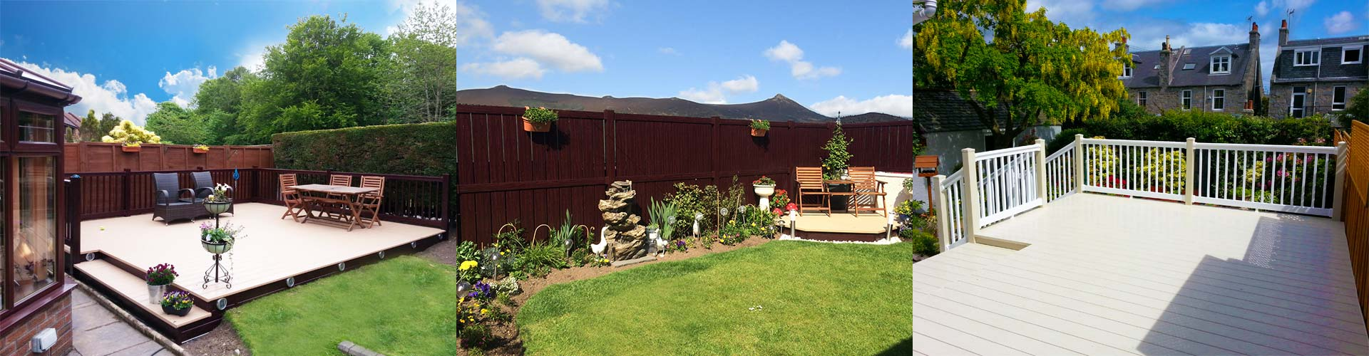 Fencing & Decking Aberdeen, Aberdeenshire & North East Scotland