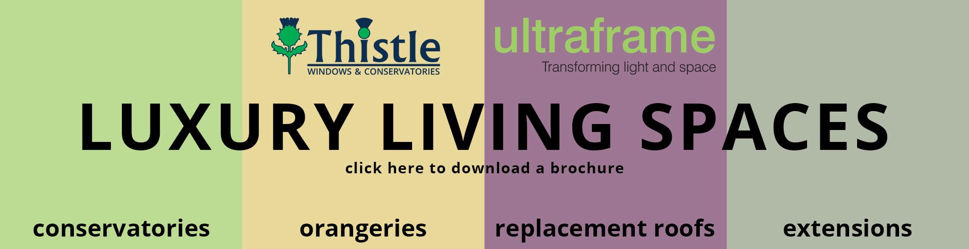 Thistle Conservatories Aberdeen & Aberdeenshire Brochure