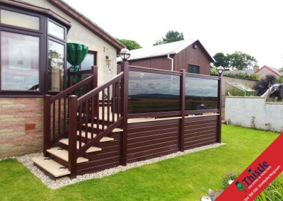 Thistle Decking Aberdeen, Aberdeenshire & North East Scotland: Installation Example: 10