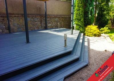 Thistle Decking Aberdeen, Aberdeenshire & North East Scotland: Installation Example: 12