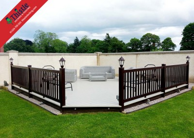 Thistle Decking Aberdeen, Aberdeenshire & North East Scotland: Installation Example: 14
