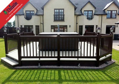 Thistle Decking Aberdeen, Aberdeenshire & North East Scotland: Installation Example:15