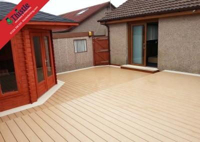 Thistle Decking Aberdeen, Aberdeenshire & North East Scotland: Installation Example: 16