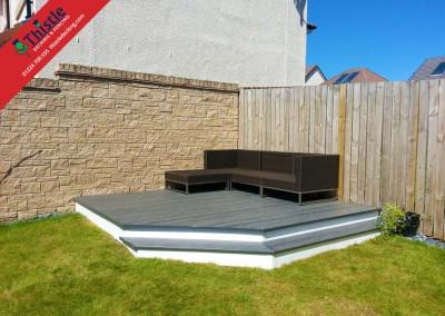 Thistle Decking Aberdeen, Aberdeenshire & North East Scotland: Installation Example: 17