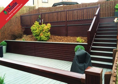 Thistle Decking Aberdeen, Aberdeenshire & North East Scotland: Installation Example: 19