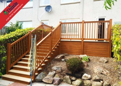 Thistle Decking Aberdeen, Aberdeenshire & North East Scotland: Installation Example: 22