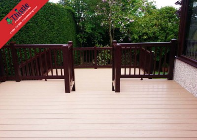 Thistle Decking Aberdeen, Aberdeenshire & North East Scotland: Installation Example: 23
