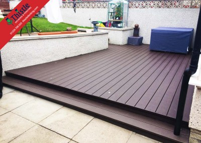 Thistle Decking Aberdeen, Aberdeenshire & North East Scotland: Installation Example: 24