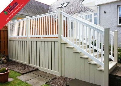 Thistle Decking Aberdeen, Aberdeenshire & North East Scotland: Installation Example: 3