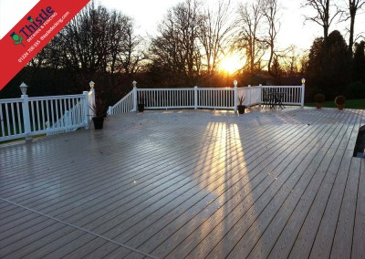 Thistle Decking Aberdeen, Aberdeenshire & North East Scotland: Installation Example: 5