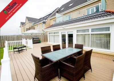 Thistle Decking Aberdeen, Aberdeenshire & North East Scotland: Installation Example: 6