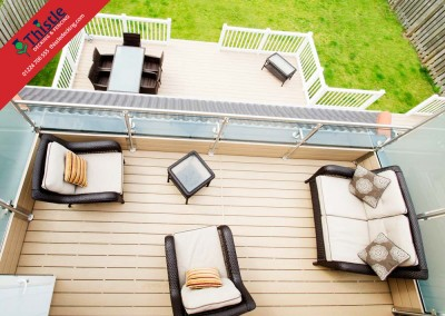 Thistle Decking Aberdeen, Aberdeenshire & North East Scotland: Installation Example: 7