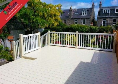 Thistle Decking Aberdeen, Aberdeenshire & North East Scotland: Installation Example: 9